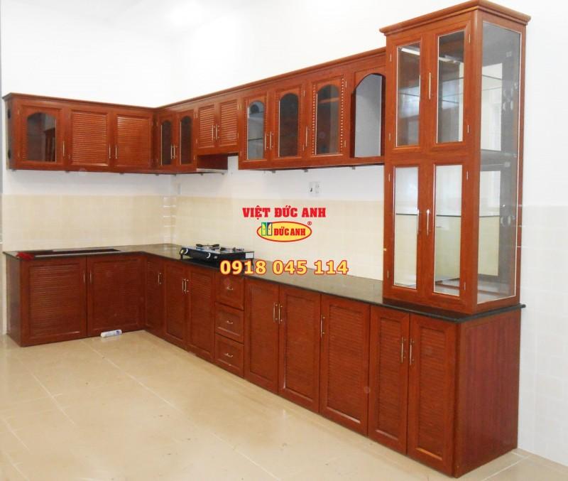 Tủ kệ bếp 1