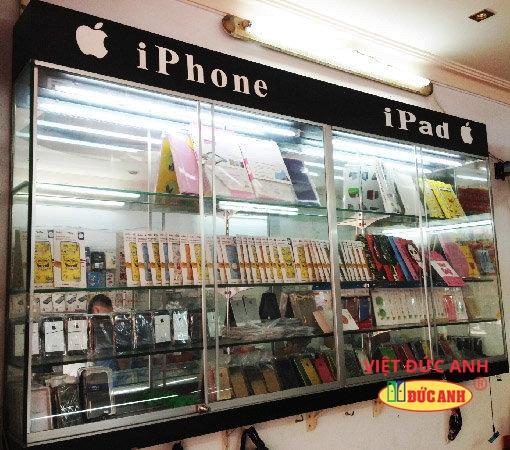 Tủ kệ điện thoại 6