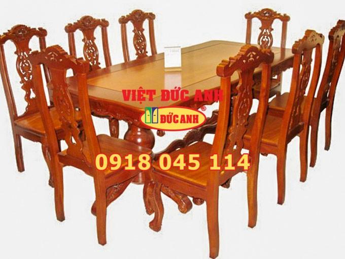 Bàn ghế gỗ 13