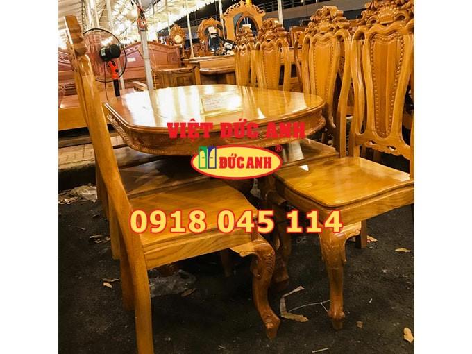 Bàn ghế gỗ 20