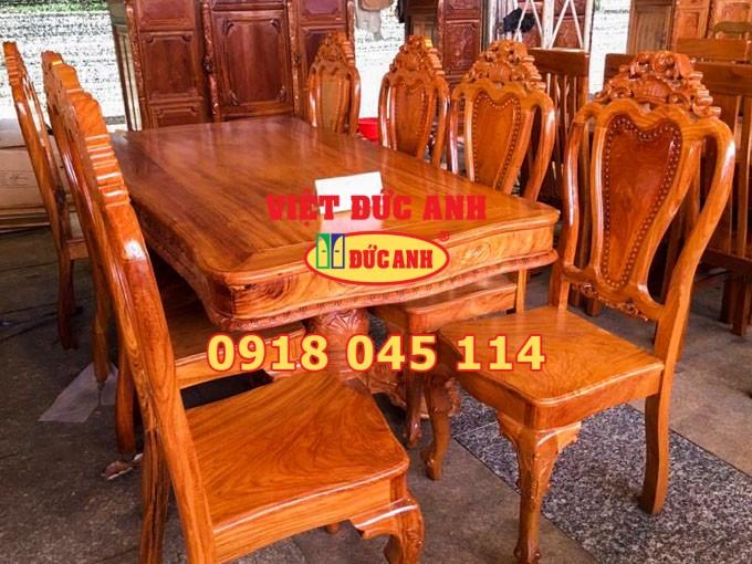 Bàn ghế gỗ 23