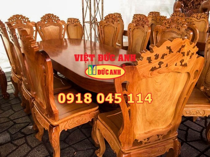 Bàn ghế gỗ 28
