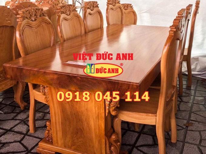 Bàn ghế gỗ 29