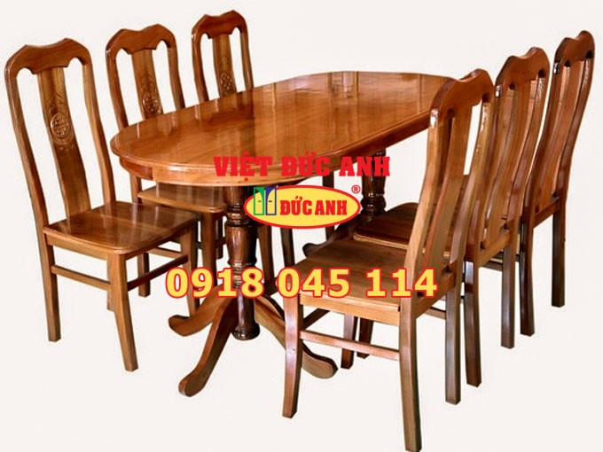 Bàn ghế gỗ 46
