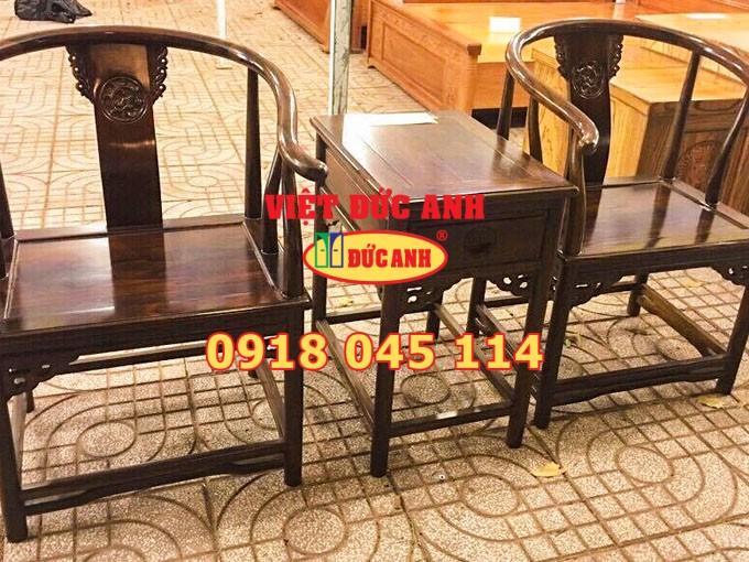 Bàn ghế gỗ 43