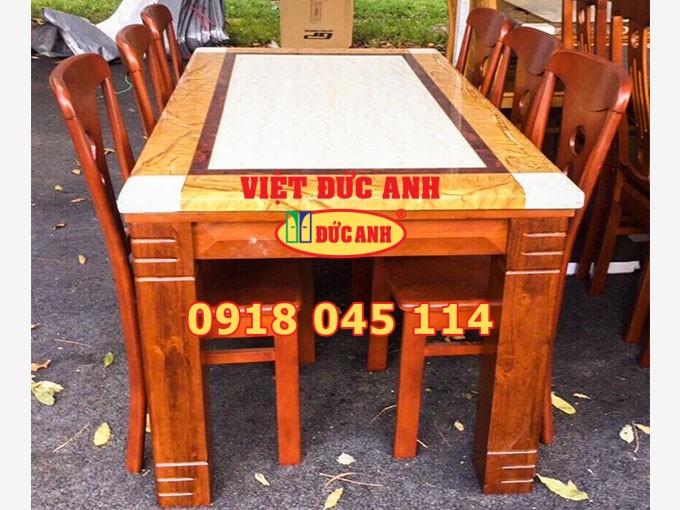 Bàn ghế gỗ 54