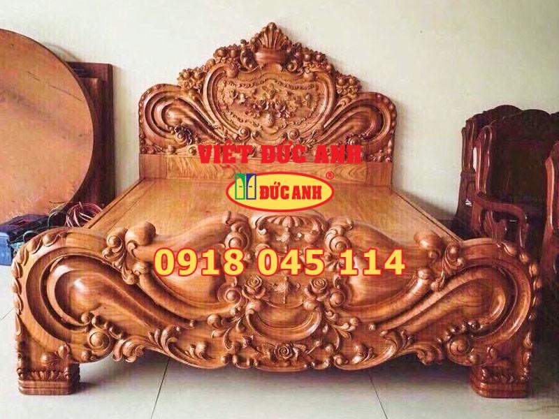 Giường gỗ 11