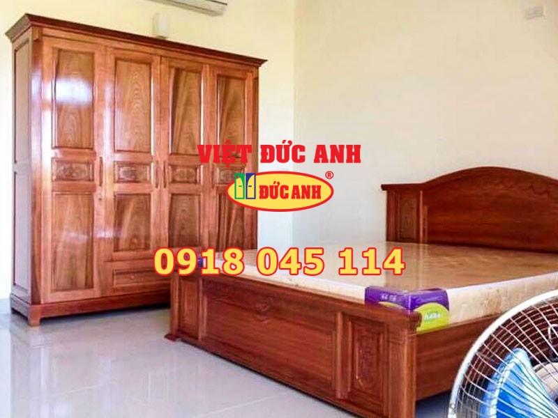 Giường gỗ 22