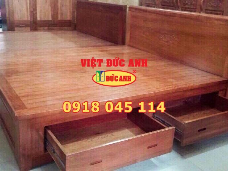 Giường gỗ 26
