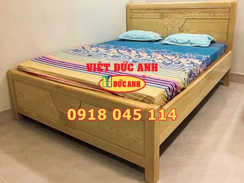Giường gỗ 30