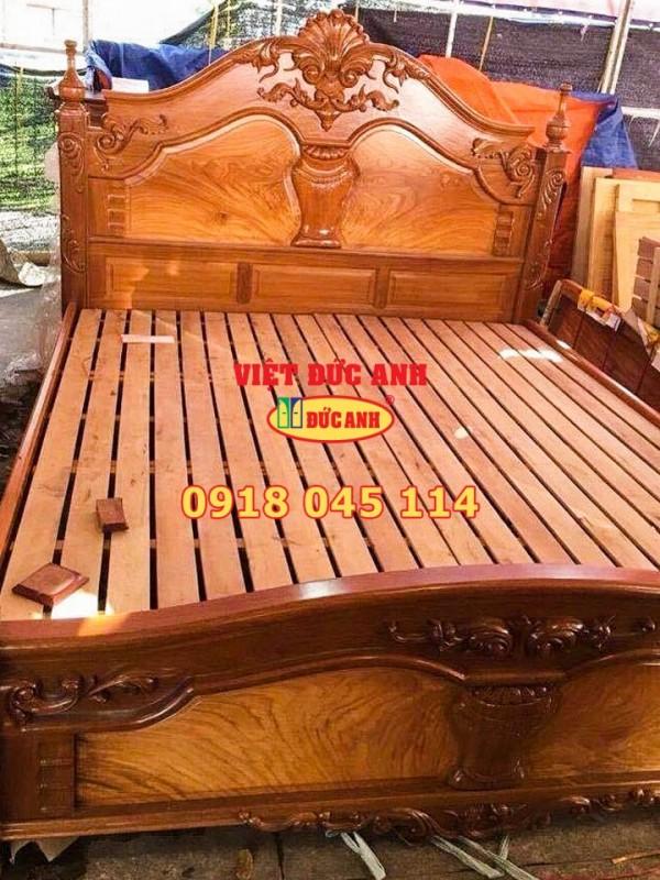 Giường gỗ 7