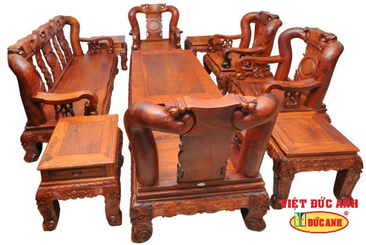 Salon gỗ 36