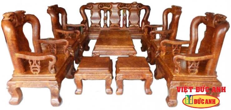 Salon gỗ 11