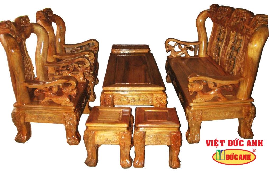 Salon gỗ 9