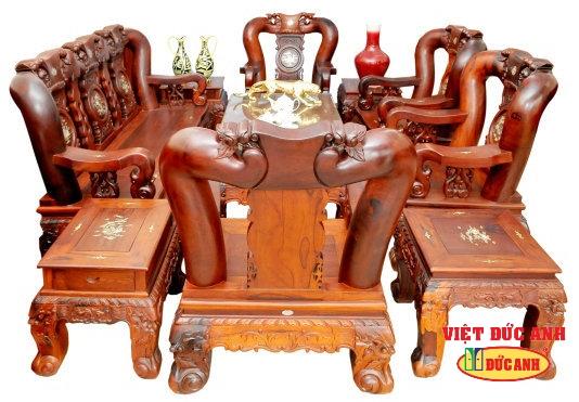 Salon gỗ 31