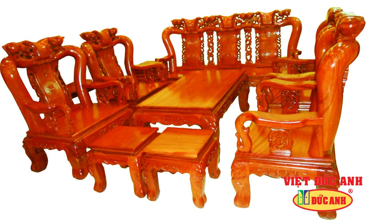 Salon gỗ 60