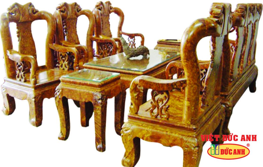 Salon gỗ 19