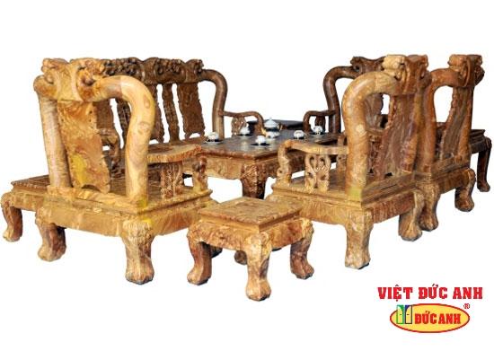 Salon gỗ 18