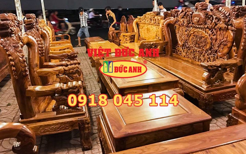 Salon gỗ 54