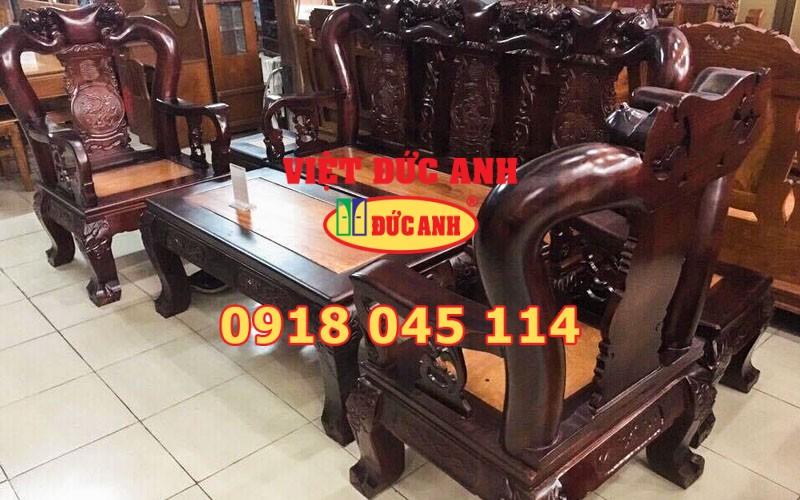 Salon gỗ 59