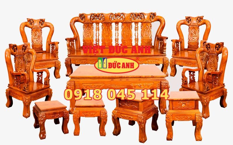 Salon gỗ 83
