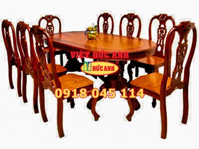 Bàn ghế gỗ 17