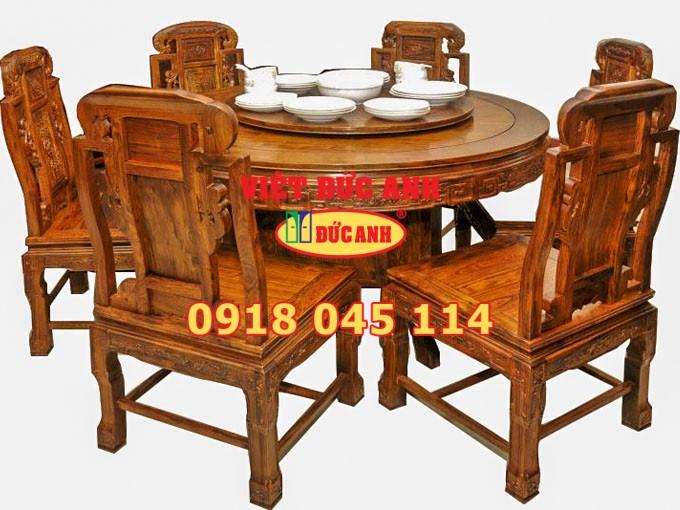 Bàn ghế gỗ 7